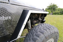 Artec Industries Jeep JK Front Fender Rock Rub Guards
