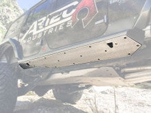 Artec Industries Jeep JK 4 Door NightHawk Sliders Rock Guard Kit