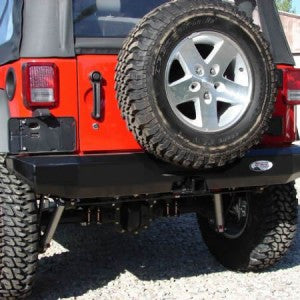 M.O.R.E. Jeep JK Rear Bumper