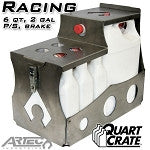 Artec Industries Racing Quart Crate - 6 qts, brake, P/S, 2 gallons