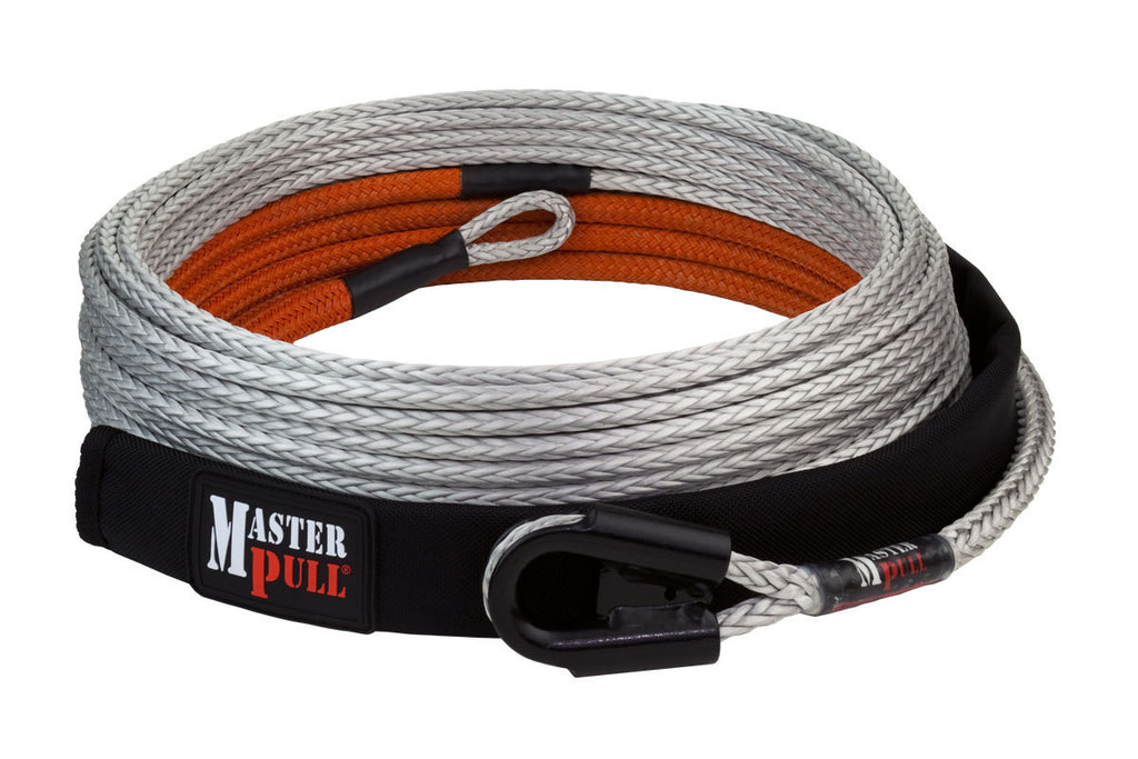 Master Pull Superline Synthetic Winchline 5/16 x 10ft 21,700lb