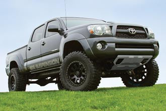 BDS Toyota Tacoma 6 inch Suspension Lift Kit 2005-2016