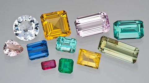 Superstitious Gemstones