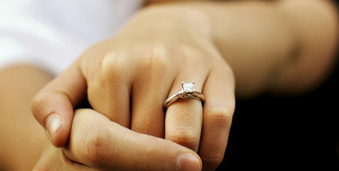 Picking the Perfect Wedding Ring