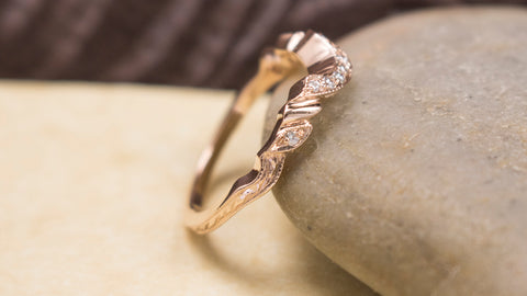 Steps to a Custom Wedding Band from Jester Jewelers