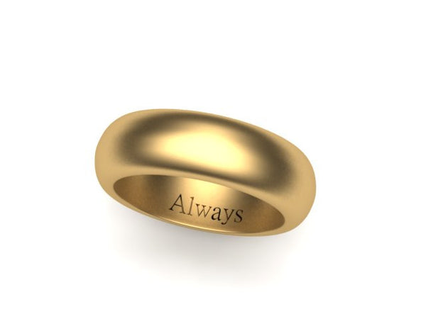 Wedding Band Engraving Ideas...