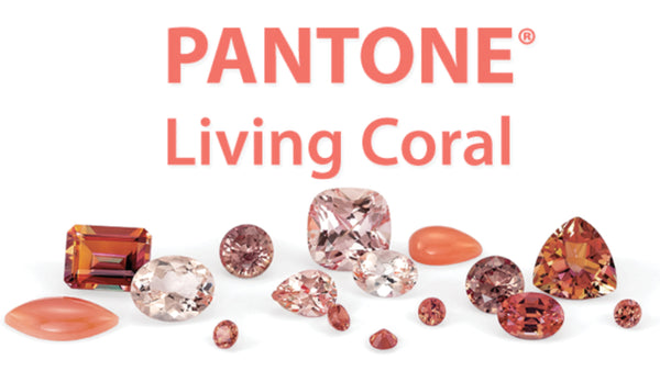 2019 Color of the year...Living Coral!
