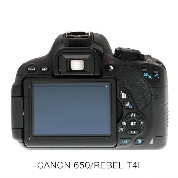 Canon 650D/Rebel T4i