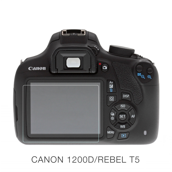 Canon 1200D/Rebel T5
