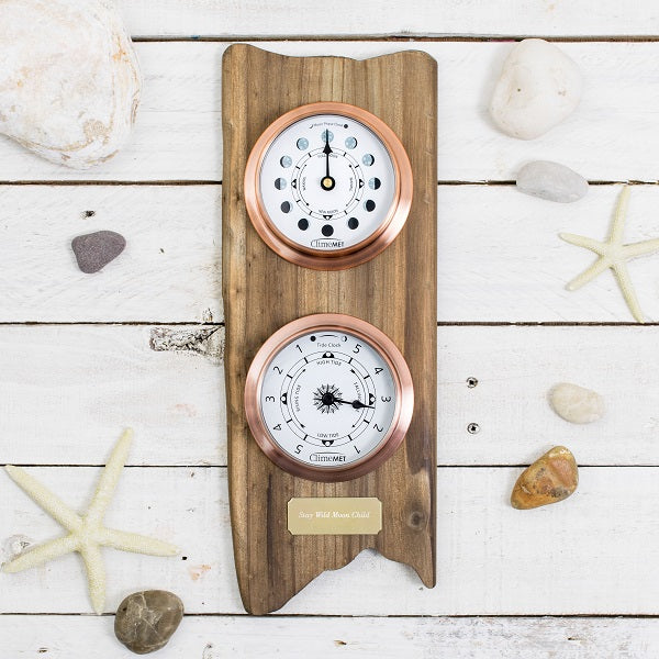 'The Stargazer' Moon with Time or Tide Gift Set