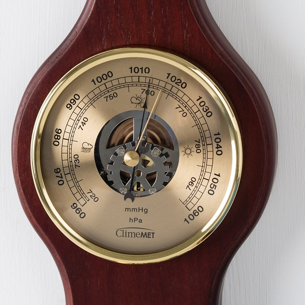 CM4281 'The Gainsborough' Classic Banjo Barometer