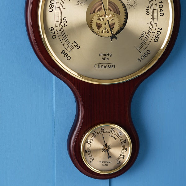 CM4280 'The Constable' Traditional Banjo Barometer