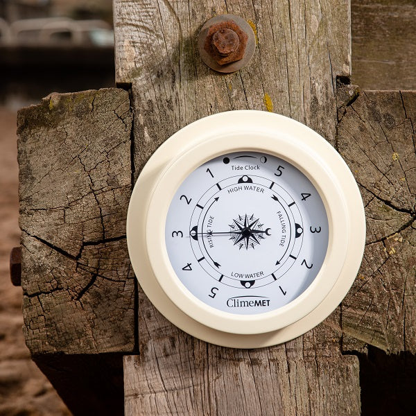 Limited Edition Tide Clock - High/Low Water