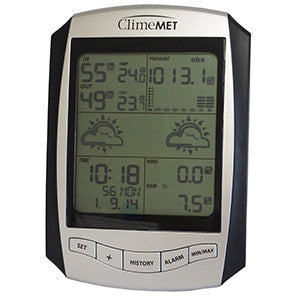 CM2016-CO Replacement Console for CM2016 - ClimeMET