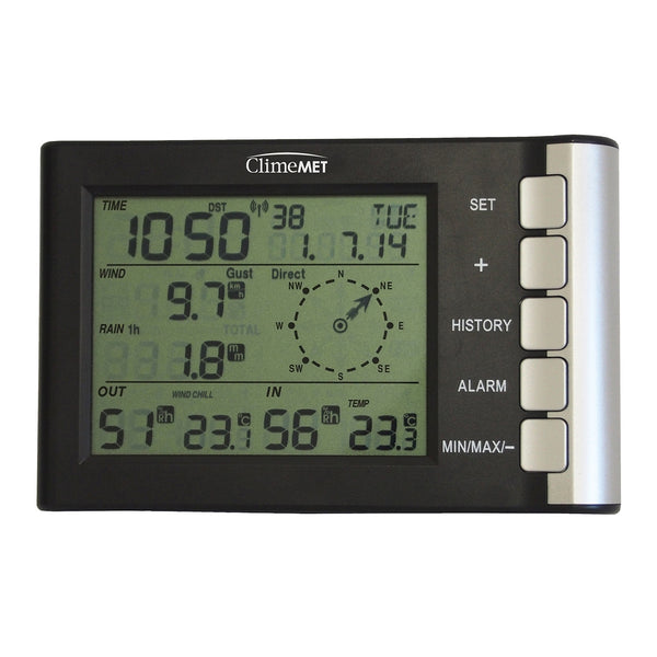CM2026-CO Replacement Console for CM2026 - ClimeMET