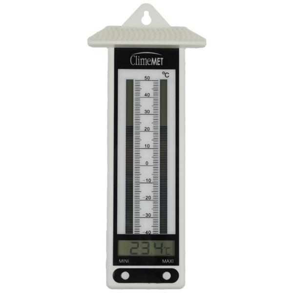 CM3086 Digital Min/Max Garden Thermometer
