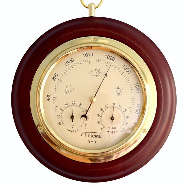 CM4012 Traditional Forecaster Dial - ClimeMET