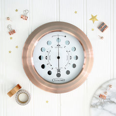 ClimeMET Moon Phase Clock