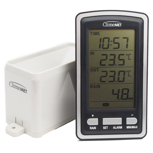 CM7088 Wireless Rain Gauge - ClimeMET