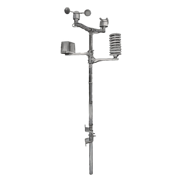 CM5201 Weather Station Installation Kit