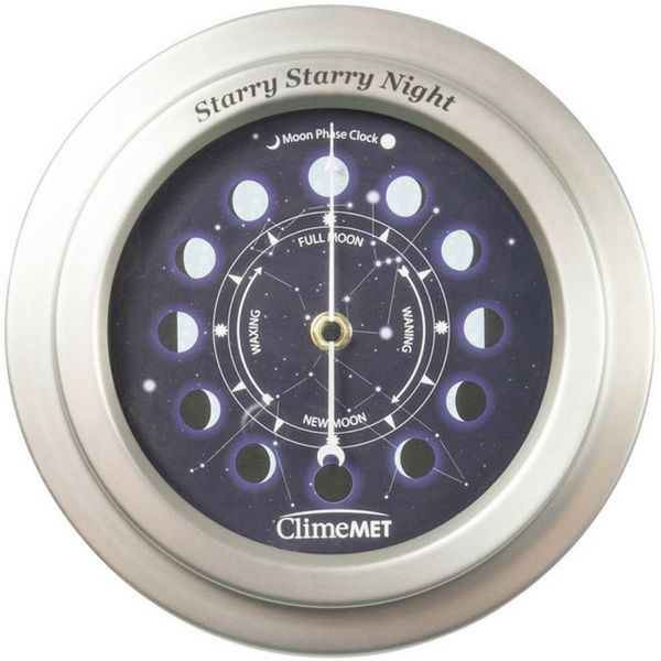 CM4620 Constellations Moon Phase Clock