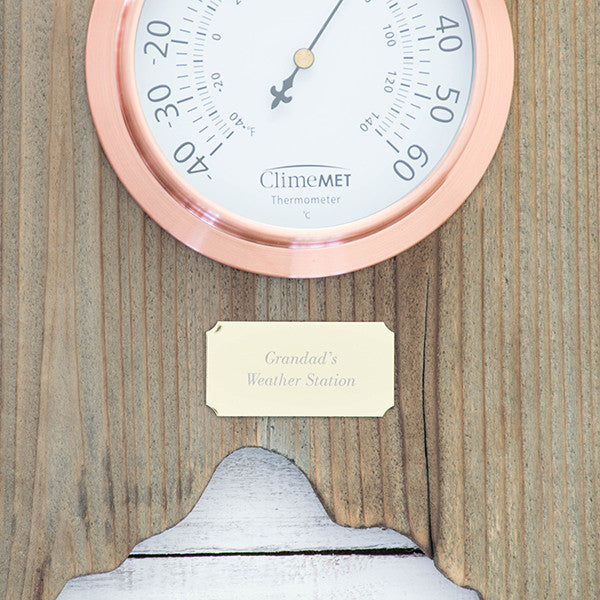 Grandad's Gardening Weather Station