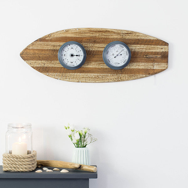 'High Tide' Time And Tide Driftwood Gift Set