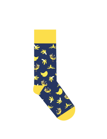 The Sock is Bananas