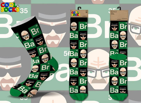 Breaking Bad Socks