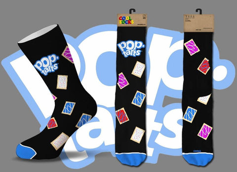 Pop Tarts Black