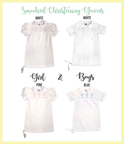 Christening Day Gowns