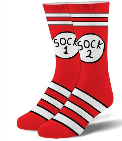 Sock 1 Sock 2 - Kids and Youth Sizes