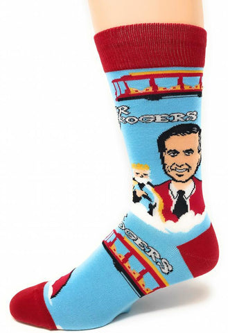 Good Day - Mr. Rogers Crew Socks