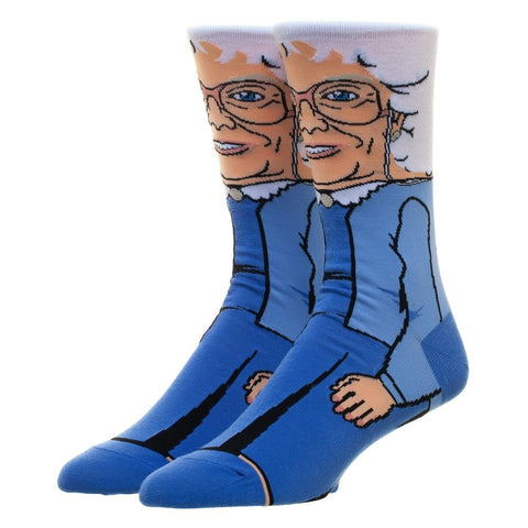 Golden Girls Sophia 360 Character sock