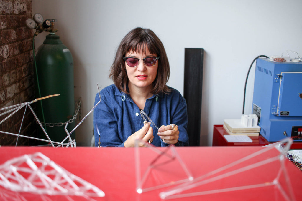 Friends of Blluemade | Jewelry Designer Jane D'Arensbourg