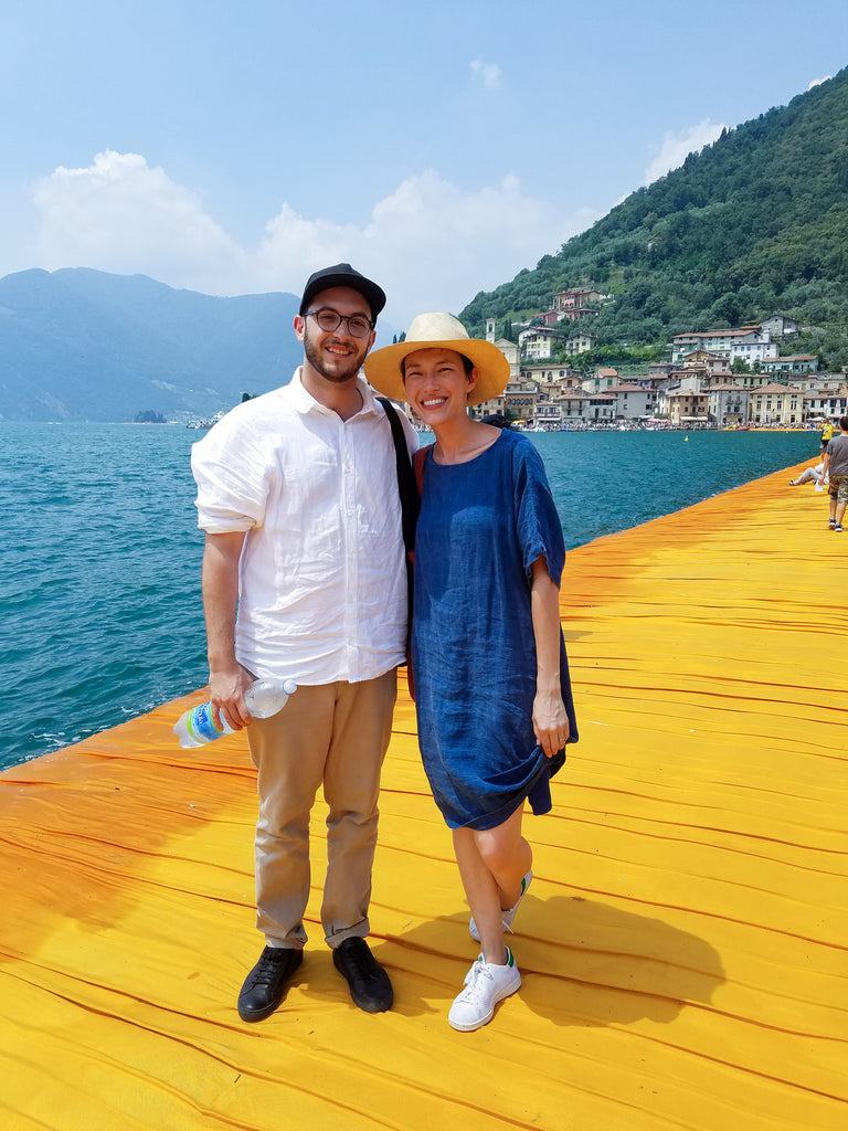 Travel Diary | Christo & Jeanne-Claude's Floating Piers