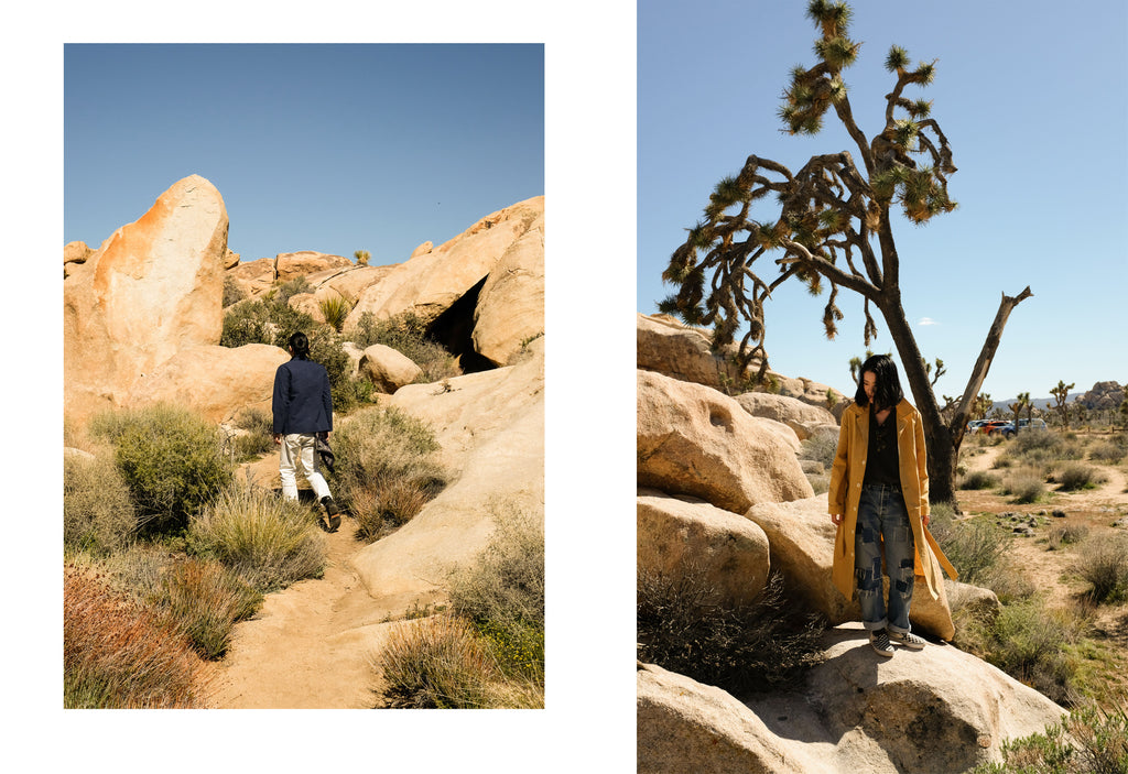Joshua Tree Photoshoot