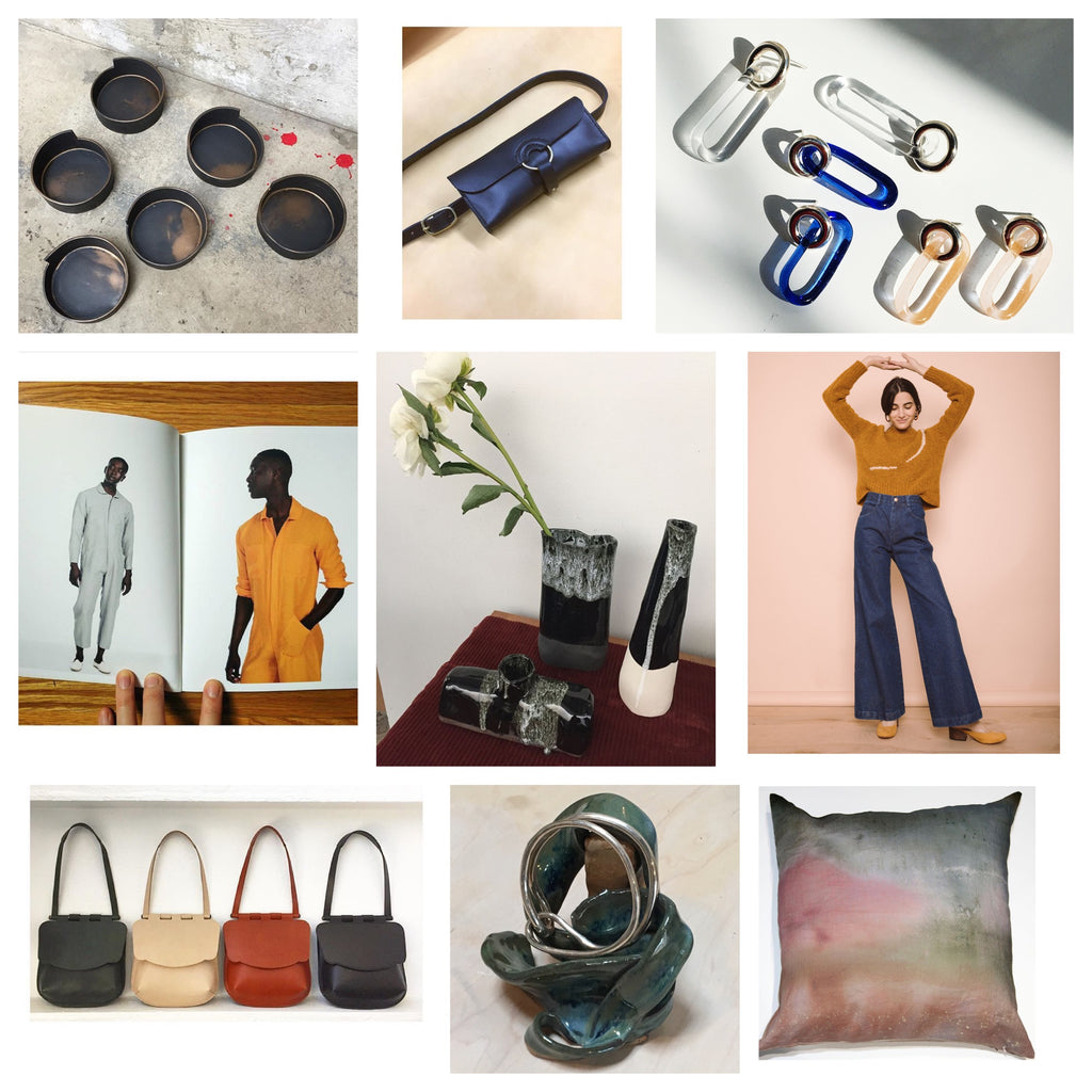 studio sale, holiday, gift guide, gift, mondays ceramics, ceramics, jane d'arensbourg, jewelry, bartleby objects, made in brooklyn, the drive new york