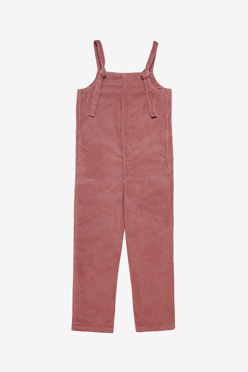 Overalls in Rose Corduroy