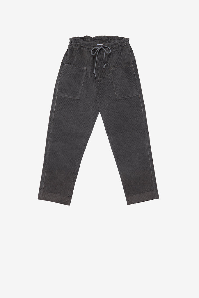Patch Pant in Slate Corduroy