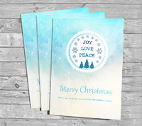 13pt Enviro Uncoated Greeting Cards - PaperFormsandMore