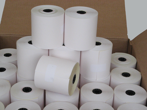 3 1/8in by 3in Premium Thermal Rolls - PaperFormsandMore