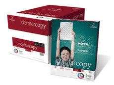 Domtar Copy 8.5 *11 COPY PAPER -5000 SHEETS PER BOX - 20LB - 92 BRIGHTNESS - WHITE - SOLD BY THE BOX - PaperFormsandMore