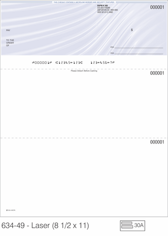 Quickbooks Cheques - PaperFormsandMore