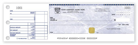 1 per page Security Cheques - PaperFormsandMore