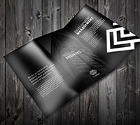 UV (High Gloss) Brochures - PaperFormsandMore