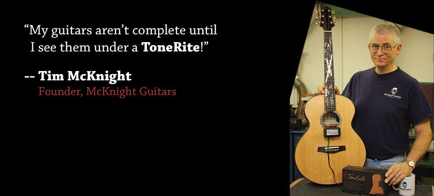 Tim McKnight ToneRite
