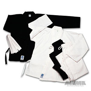 ProForce 5oz Ultra Light Weight Karate Gi / Uniform - Black