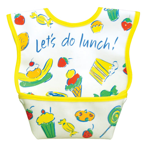Dex Baby Dura-bib 3-12 Months Catch-all - Let's Do Lunch