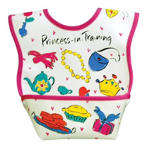 Dex Baby Dura-bib 3-12 Months Catch-all - Princess in Training